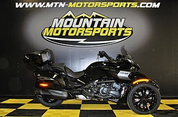2018 Can-Am Spyder F3 for sale 200538002